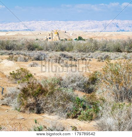 St John The Baptist Church On Elijah's Hill