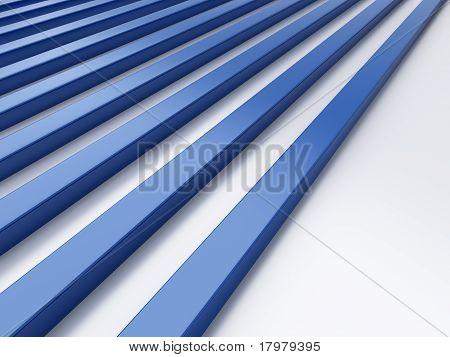 Geometrical Metallic Background