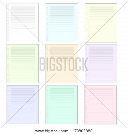 Multicolored Writing Vector Photo Free Trial Bigstock