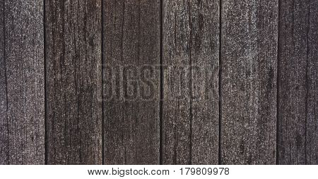 Brown background with wooden texture horizontal top view isolated vintage dark wood backdrop old rustic board space blank back on the table mockup nuture wall