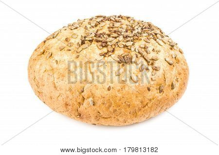 Bakery product on a white background. Clipping path