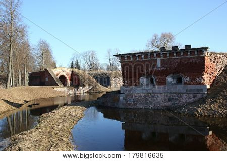 Dawns Of The Daugavpils Fortress