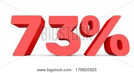 Seventy Three Percent Off. Discount 73 %.
