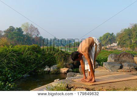 Indian Yogi