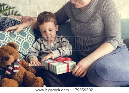 Present Gift Surprised Happiness Quality Time