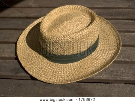 Straw Hat 14