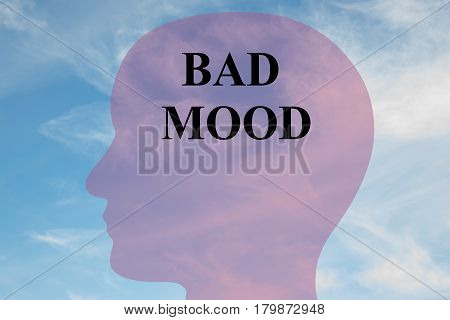 Bad Mood - Mental Concept