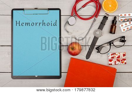Clipboard With Text
