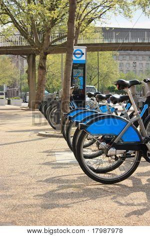 london bicycles