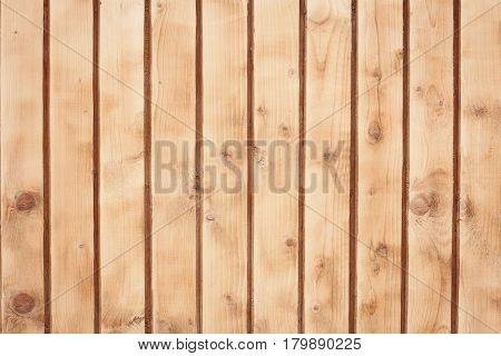 Texture Background Of Wooden Brown Panel Wall.