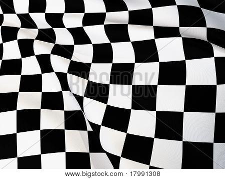 finish flag