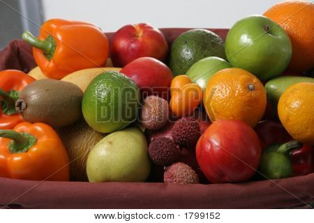Fruits And Vegetables Contest