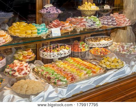 Confectionery Display Case
