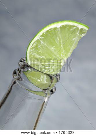 Bottle & Lime