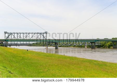 Heart Of America Bridge And Asb Bridge
