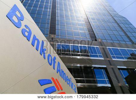 Bank Of America In Kansas City