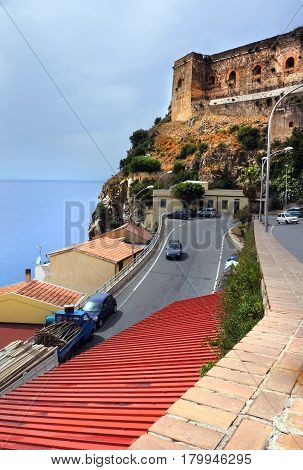 Italy, Area Calabria, Scilla City