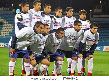 Chile National Soccer Team