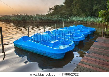 Cycle Pedal Boat