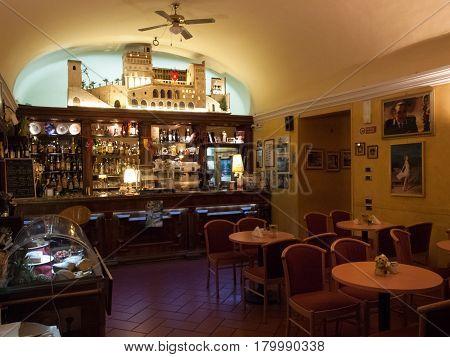 Ancient Traditional Bar