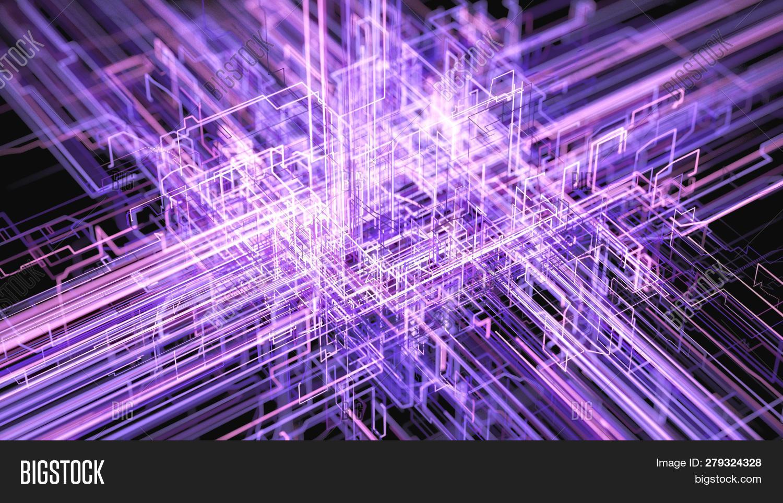 Digital Connectivity, Image & Photo (Free Trial) | Bigstock