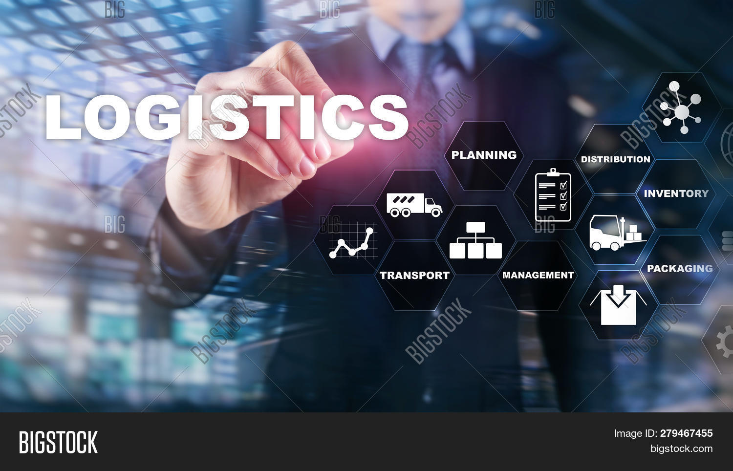 Logistic Transport Image & Photo (Free Trial) | Bigstock