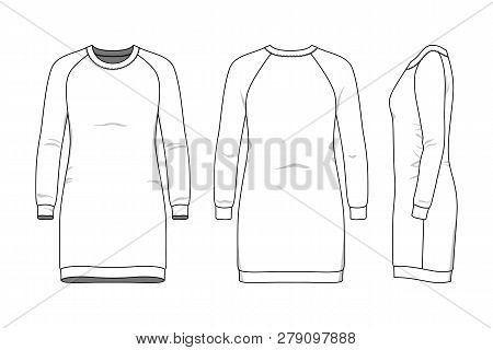 Female Dress Clothing Vector Photo Free Trial Bigstock