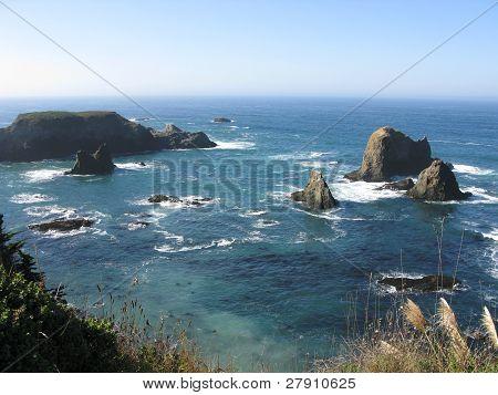 Blue Ocean Coast