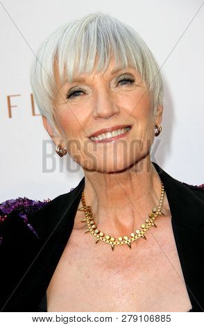 Maye Musk attends the premiere for