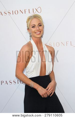 Danielle C. Ryan attends the premiere for