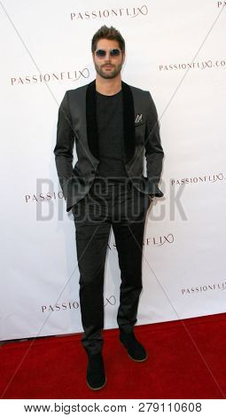 Nick Bateman attends the premiere for