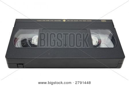 Video Cassette Frontal