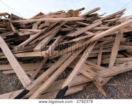 Heap Of Boxwood