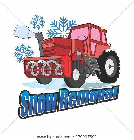 Snow Plowing Stock Illustrations – 150 Snow Plowing Stock Illustrations,  Vectors & Clipart - Dreamstime