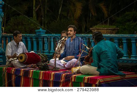 Indian Classical Music Singer