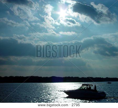 Boat Silhoutte
