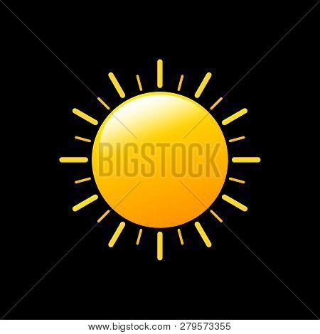 Sun Icon, Sun Icon Vector, Sun Icon Eps10, Sun Icon Element, Sun Icon Picture, Sun Icon Flat, Sun Ic