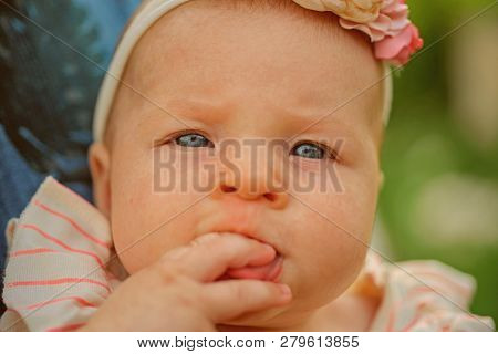Small Newborn. Newborn Girl. Small Girl. Health Care Of Newborn. Daily Care And Routine. Newborn Car