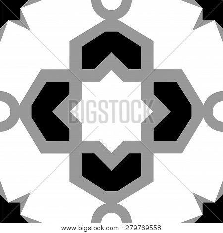 Digital Floor Tile Decoration Hone Faience Pattern