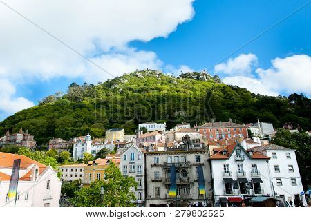 The Old Town Of Sintra - Portugal