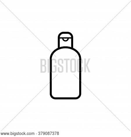 Illustration Vector Graphic Of Shampoo Bottle Icon