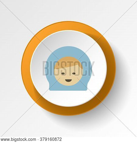 Eskimos Color Icon. Elements Of Winter Wonderland Multi Colored Icons. Premium Quality Graphic Desig