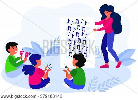 Music Class For Kids