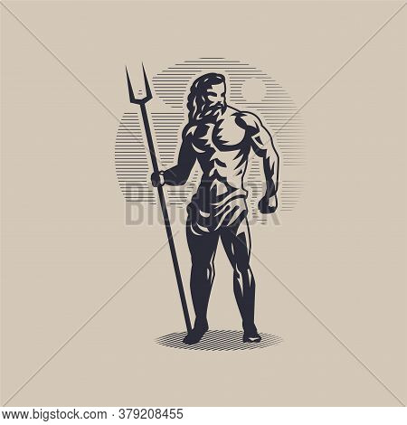 God Pluto Hades Man Vector Photo Free Trial Bigstock