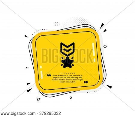 Winner Medal Icon. Quote Speech Bubble. Ranking Star Sign. Best Rank Symbol. Quotation Marks. Classi
