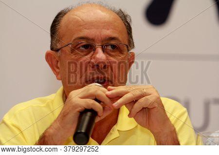 Mata De Sao Joao, Bahia / Brazil - May 30, 2012: Jose Ronaldo De Carvalho, Mayor Of The City Of Feir