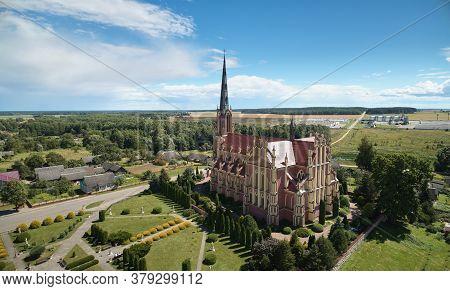 Gothic Catholic Cathedral