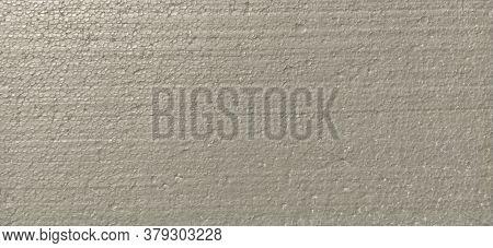 Polystyrene , Styrofoam Foam Texture. White Plastic Material