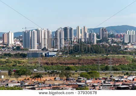 Sao Paulo And Guarulhos
