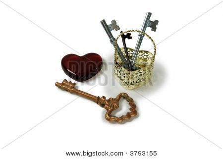 Keys To Your Heart